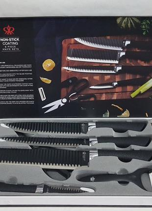 Набор ножей knife 6 in 1