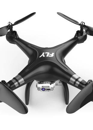 Квадрокоптер Syzygy X6B c Wi-Fi камерой и пультом (черный)