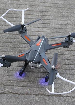 Квадрокоптер Syzygy S5B c Wi-Fi камерой и пультом (черный)