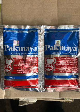 Дрожжи сухие Pakmaya