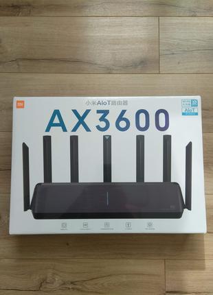 Mi WIFI router AX3600 AIoT