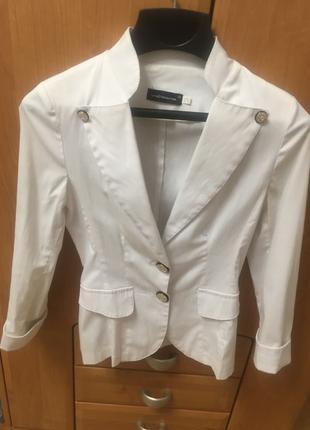 Легкий летний пиджак жакет Vera&Nadazhda, размер 38