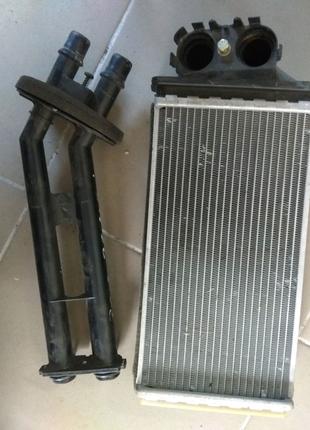 Радиатор печки Пежо 307