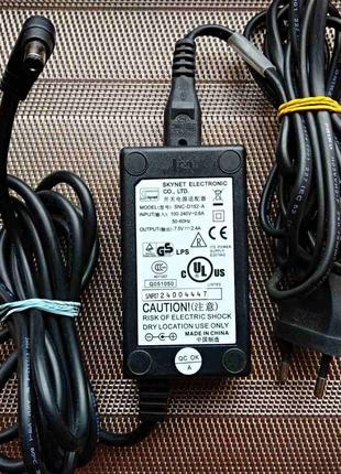 Блок питания 7.5V 2.4A Skynet Snc-d182-a