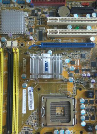 Материнская плата ASUS P5K-VM/V-P5G33/DP_MB LGA775