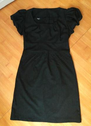 Стильное платье футляр офис + бонус