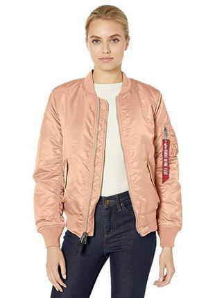 Куртка женская ma-1 blood chit w
