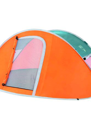 Палатка туристическая 3-х местная Bestway 68005, размер 235*190*1