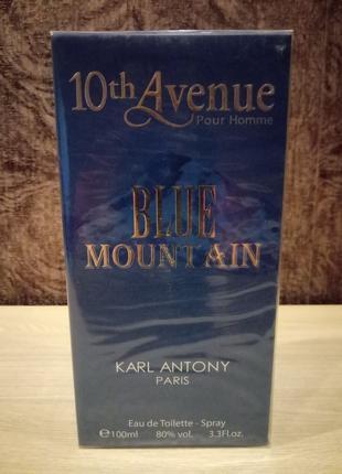 Туалетная вода 10 avenue karl antony blue mountain