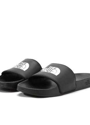 Мужские шлепанцы The North Face Base Camp Slide II Black