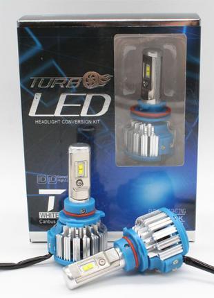 LED Светодиодные авто-лампы, TurboLed T1 T6 H4, H7