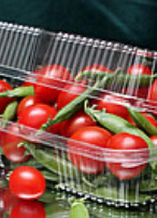 Одноразовые контейнеры для пищевых продуктов, блистер