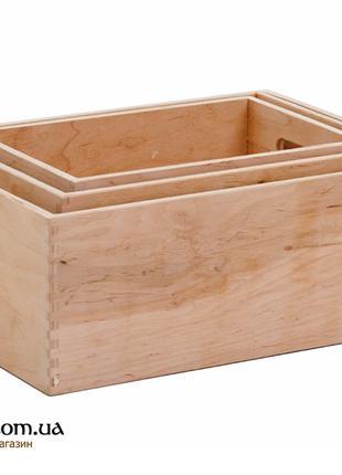 Ящик для хранения, коробки для хранения, ящик для игрушек, фанера