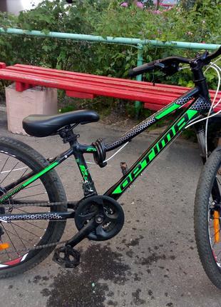 Велосипед 6-12 лет