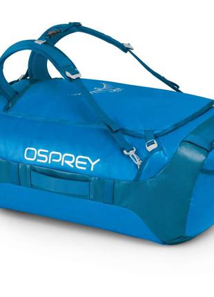Сумка дорожня Osprey Transporter 95 Kingfisher Blue SKL35-251629