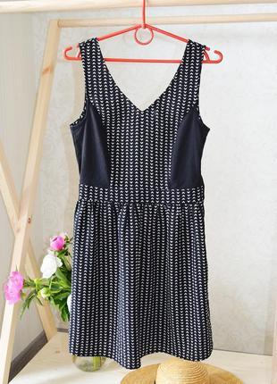 Сарафан в сердечко, платье h&m p 10