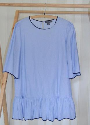 Полосатая туника,  платье primark p12