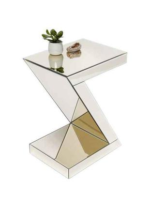 Приставной столик Luxury Z Champagne