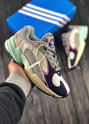 Стильные кроссовки adidas yung 1