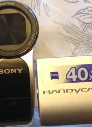 Видеокамера Sony DCR-DVD 109