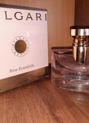 !оригинал!100мл bvlgari rose essentielle парфюмированная вода
