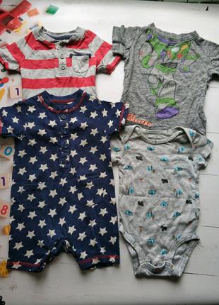Фирменный набор одежды для малыша 3-6 месяцев