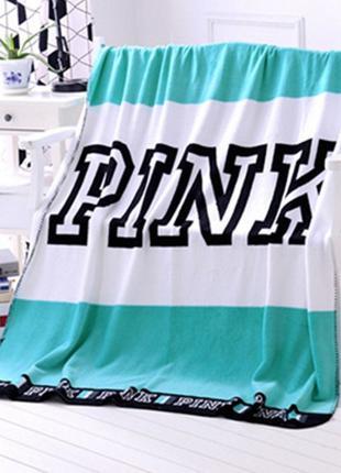 Мягкое пляжное полотенце / покрывало Victoria's Secret Виктори...