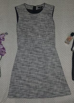 Платье в стиле  шанель h&m
