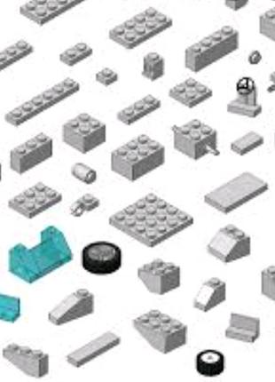 ПРОДАМ !!!  ДЕТАЛИ LEGO. Есть все.