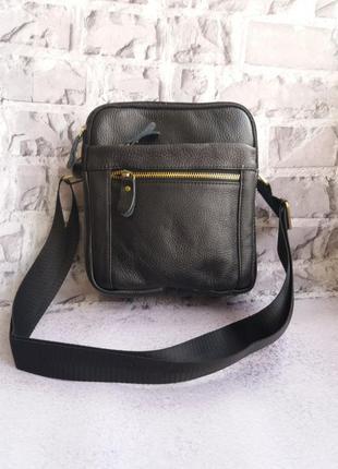 Мужская кожаная сумкс чодовіча шкіряна сумочка