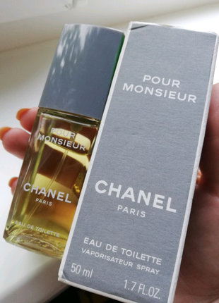 Chanel Pour Monsieur 50 ml men