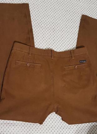 Коричневые мужские джинсы bartlett