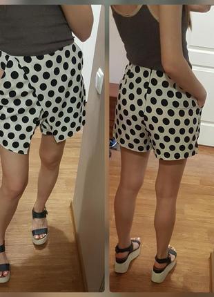 Стильные юбка-шорты / шорты-юбка / шорты