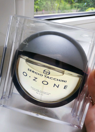 Sergio Tacchini Ozone 100 ml туалетная вода