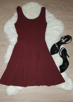 Летнее платье без рукавов / сарафан от topshop