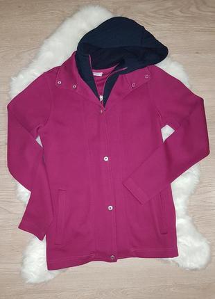 Яркий пиджак / кардиган / куртка  с капюшоном women wear
