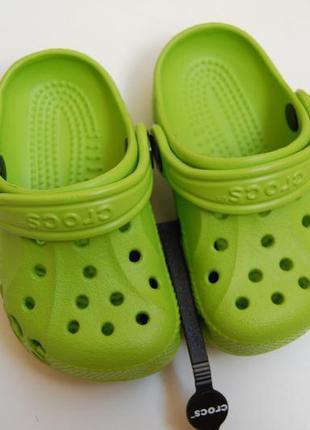 Кроксы оригинал клоги crocs bayaband clog с 4/5 crocs