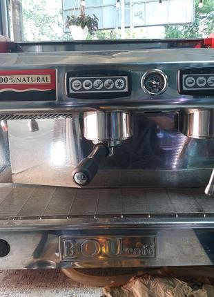 Профессиональная кофемашина Expobar 2р.