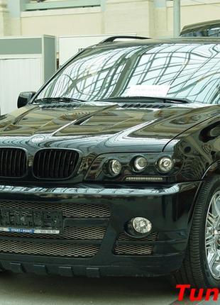 Разборка BMW X5 Е-53