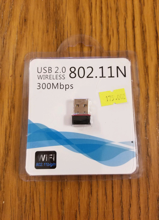 USB WIFI adapter безпровідний адаптер вай фай Wireless