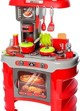 Детский игровой набор кухня Little Chef 008-908А, 69 см высота