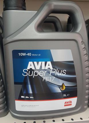 Масло Avia Super Plus FE17 10w40