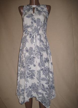 Вискозное платье спенсер р-р6