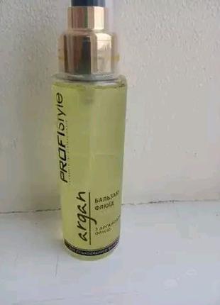 Бальзам-Флюїд PROFIstyle відновлення з аргановою олією 100ml.