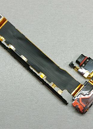 Шлейф кн. вкл и USB для Sony Xperia Z3+ E6553 E6533 Z4, 1288-6302