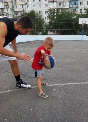 Баскетбол для детей - тренировки в Одессе