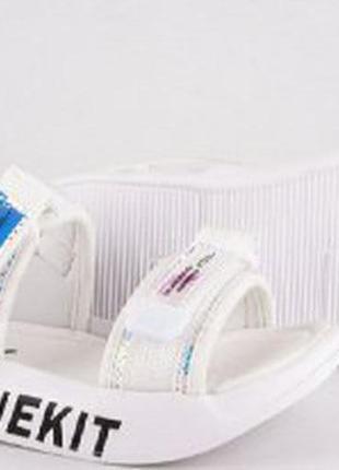 Детские босоножки сандали девочка текстильные легкие р.31-36