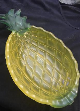 Блюдо-ананас!
