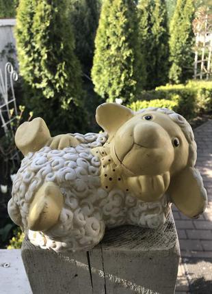 Статуэтка-овца-декор!