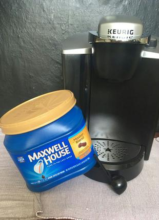 Maxwell House Master Blend Заварной Молотый Кофе